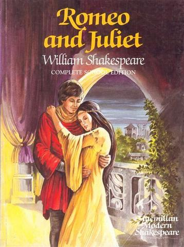 Romeo and Juliet was published
