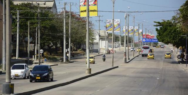 Barranquilla: Se hace la solicitud para la pavimentación de la gran avenida industrial