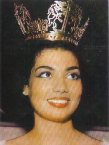 Barranquilla: Reina del Carnaval Martha Ligia Restrepo