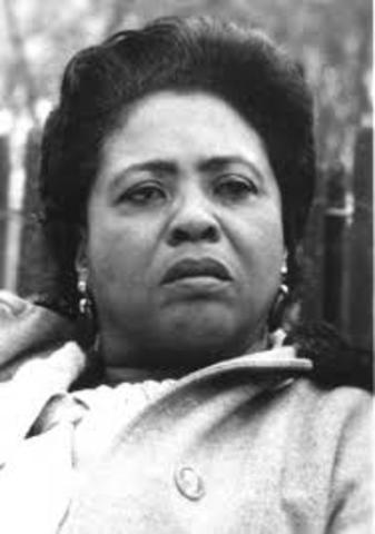 Mundo: Fannie Lou Hamer desafía a la delegación de blancos de Missisipi
