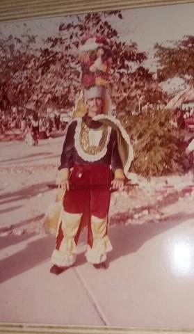 Mi familia: Nacimiento de mi tío