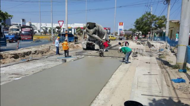 Barranquilla: Se empalma la Vía 40 con la Calle 72