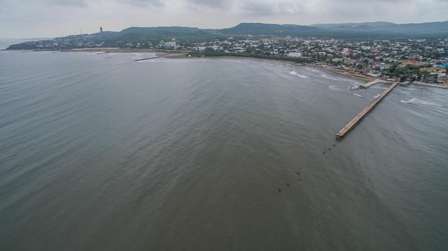 Barranquilla: Creación de Isla de sedimento