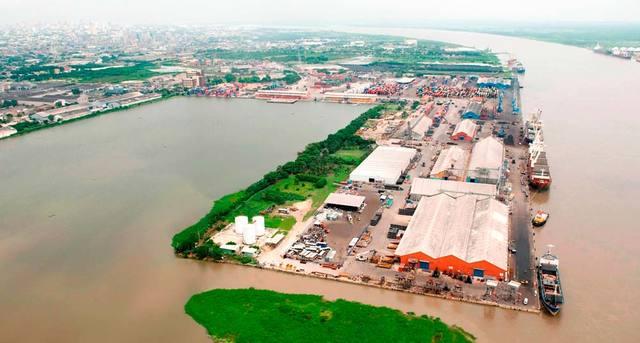 Barranquilla: Se crea la Sociedad Portuaria Regional de Barranquilla