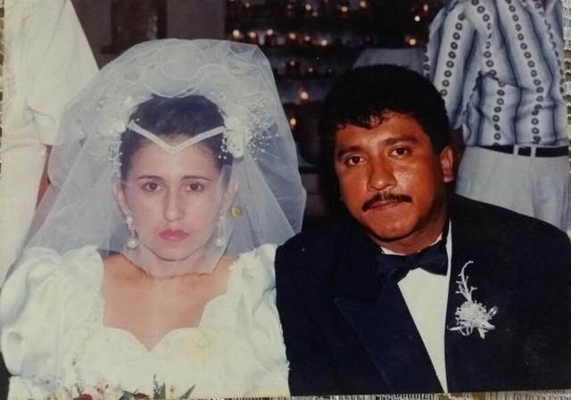 Mi familia: Matrimonio de mis padres