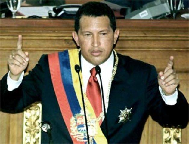 Mundo: Electo Hugo Chavéz