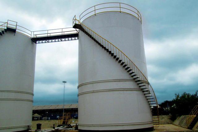 Barranquilla: Construcción de silos de almacenamiento