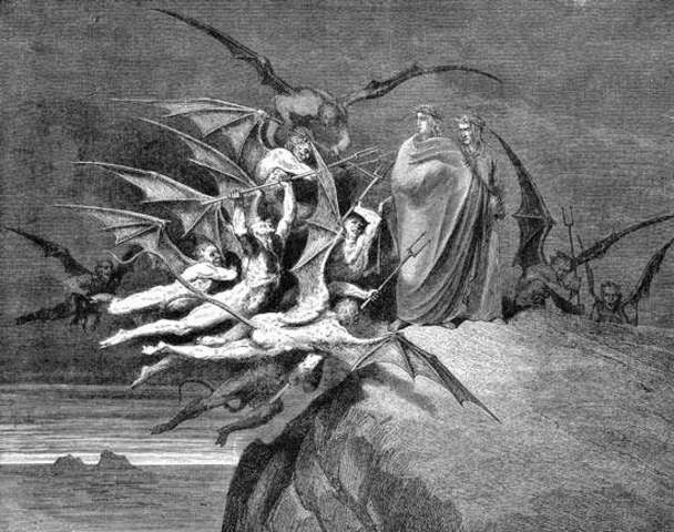 Dante (Italy): The Divine Comedy Completed