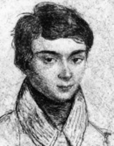 Эварист Галуа (1811-1832)