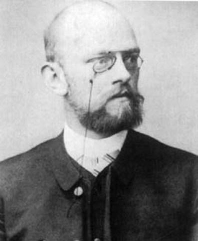 Давид Гильберт (1862-1943)