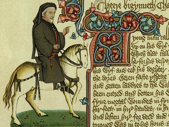 Chaucer (England): The Canterbury Tales
