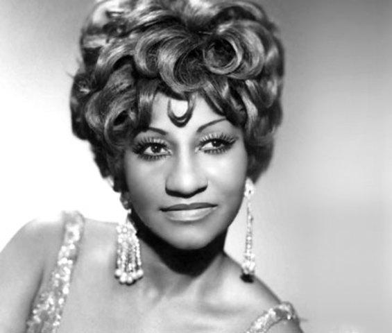 Mundo: Muerte de la cantante Celia Cruz