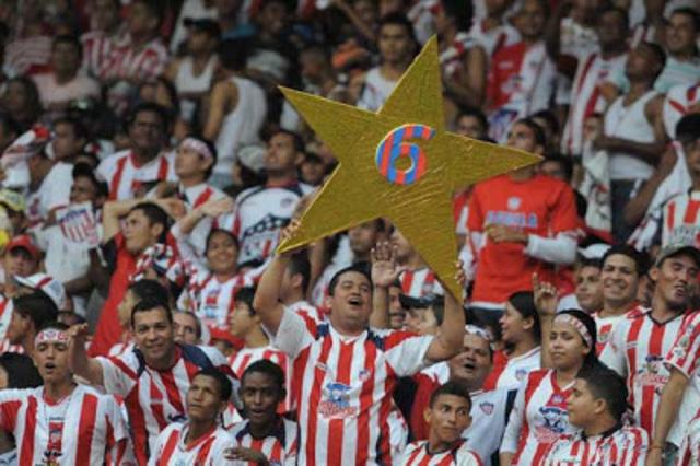Barranquilla: Junior gana su sexta estrella