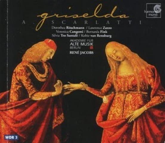 Alessandro Scarlatti's Griselda
