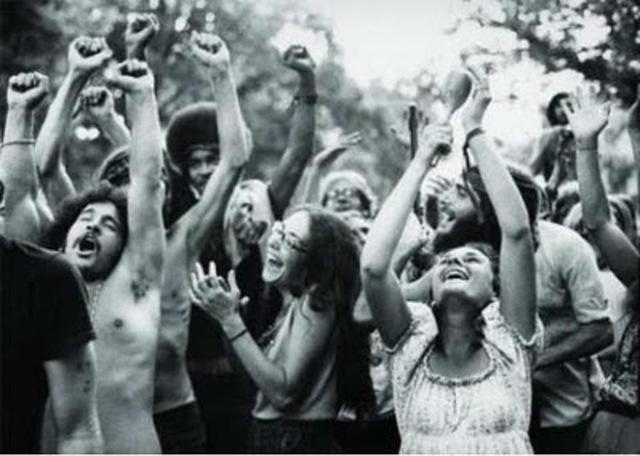 Revolución Sexual (60's - 70's)