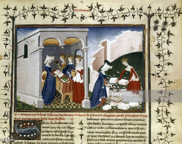 Christine de Pizan (France): The Book of the City of Ladies