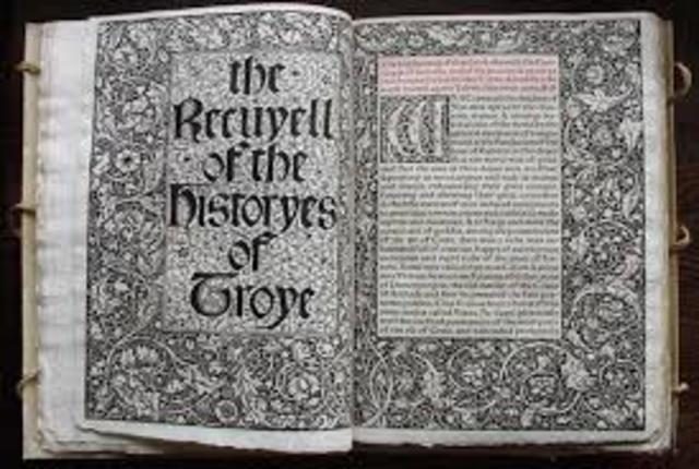 Первая книга  на английском языке