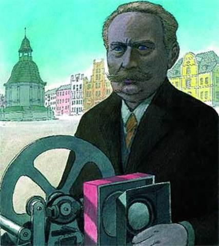 T.V Paul G. Nipkow