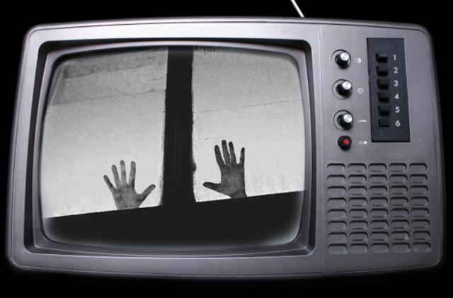 Desplazamiento de la televisión mecánica.