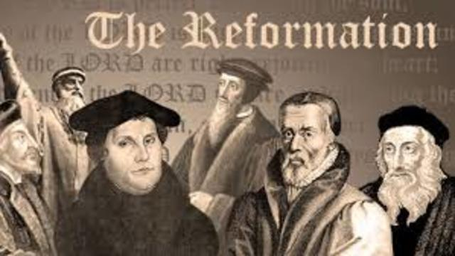 The Problems (Reformation)