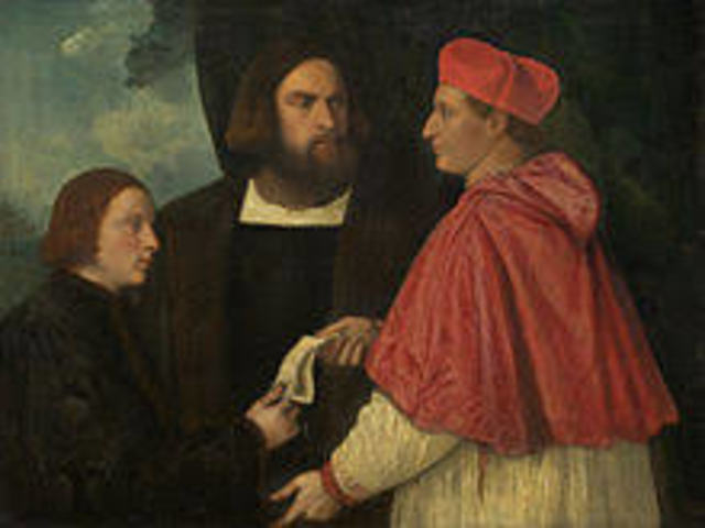 The church (Pre-Reformation)