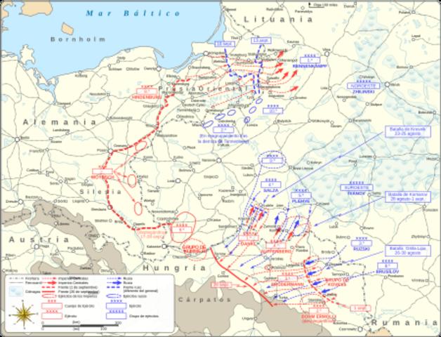 Batalla de Galitzia