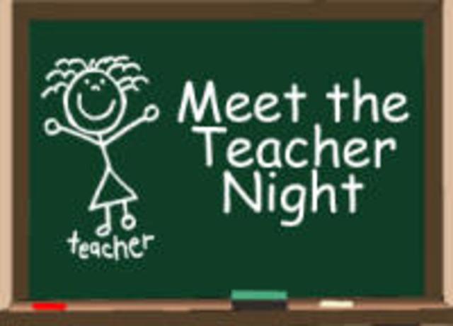meet the teachers (8th grade)