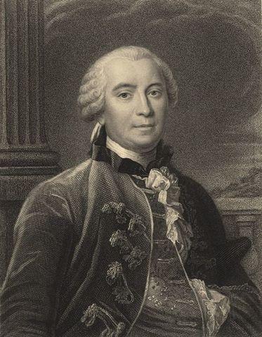 Nacimiento de Georges-Louis Leclerc de Buffon.