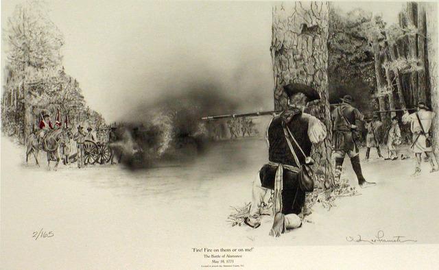 Battle of Alamance