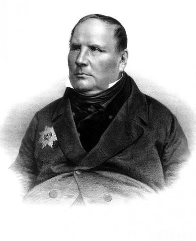 Михаил Васильевич Остроградский (1801-1862)