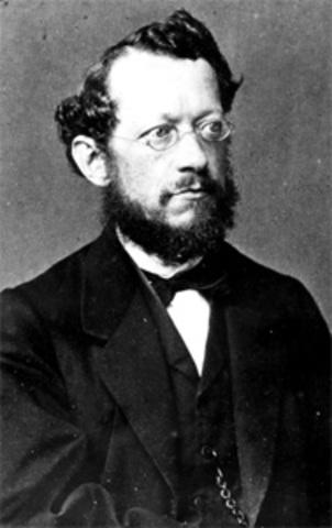 Nacimiento de Karl August Möbius