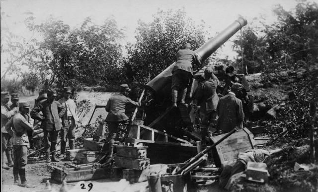 Batallas del Isonzo
