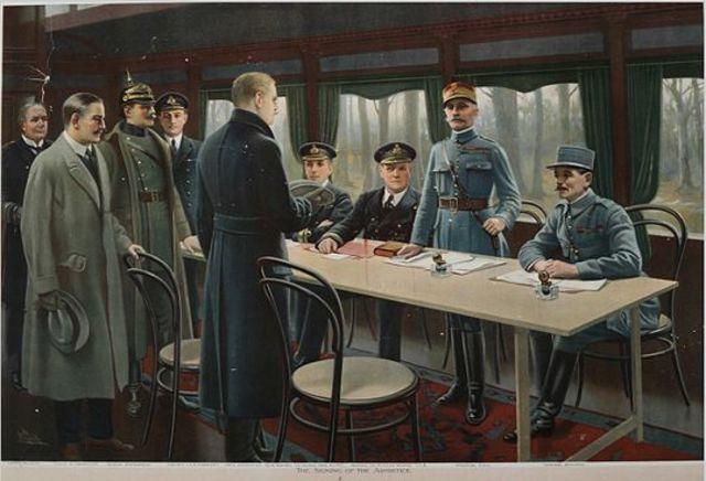 Armisticio de Compiègne