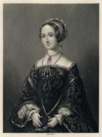 Marguerite de Navarre died