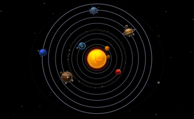 Nicolaus Copernicus proposed the Heliocentric solar system