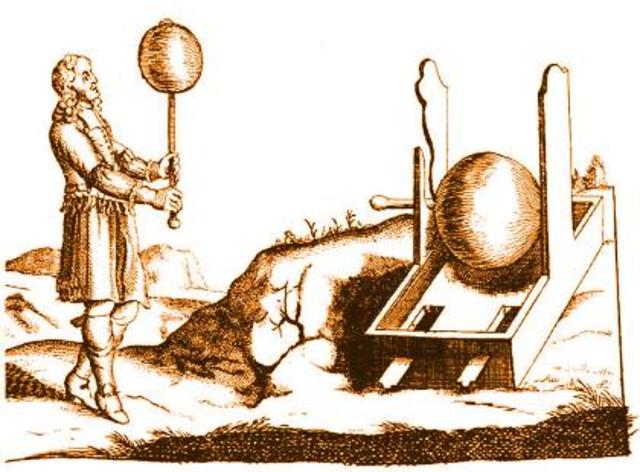 Primer Generador Electrostático
