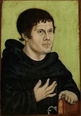 Martin Luther is Born and Problems in the Church Arise (Martin Luther & the Protestant Reformation)
