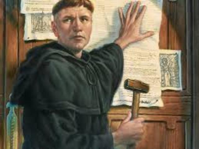 The Church vs Martin Luther (Martin Luther & the Protestant Reformation)