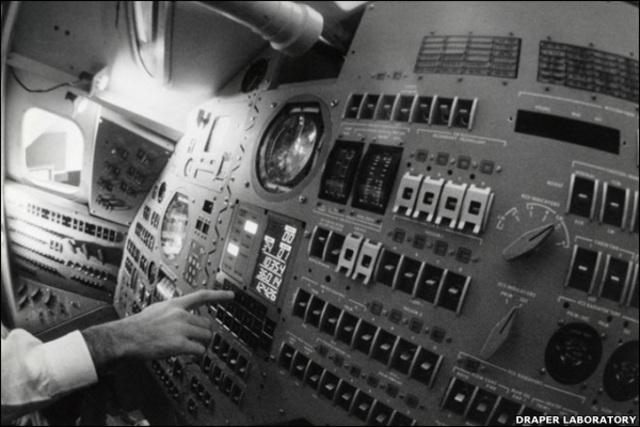 Apollo Guidance Computer (AGC), Acelerador de Partículas