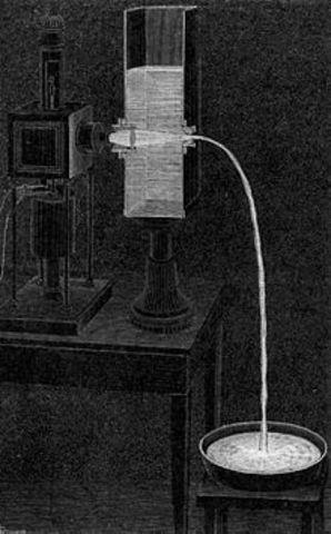 La Primera Fibra Óptica