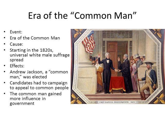 Era of Common Man