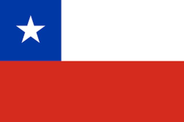 Charles Darwin llega a Chile.