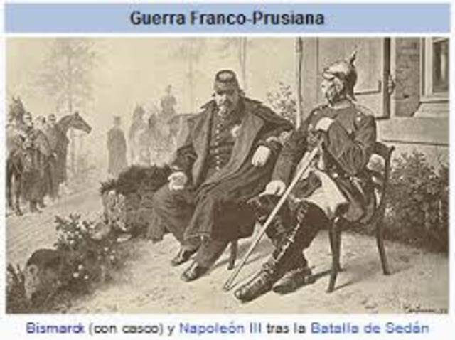 Guerra Franco Prusiana / Unificación de Alemania