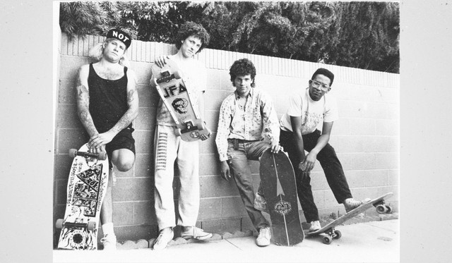 Street Skateboarding Grows