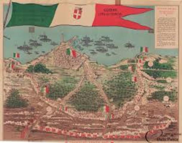 Guerra Italo - Turca
