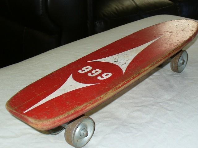 The Longboard