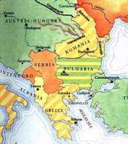 Guerra de los Balcanes