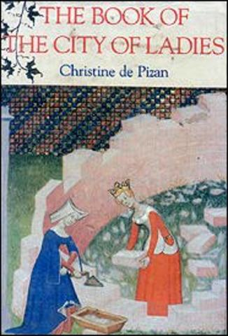 The Book of the City of Ladies was Released (Literary Works)
