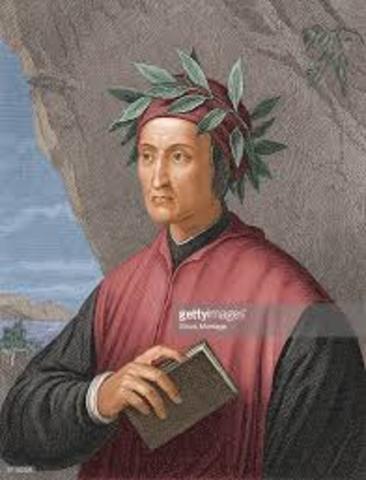 Dante (Italy): The Divine Comedy (Literary Works)