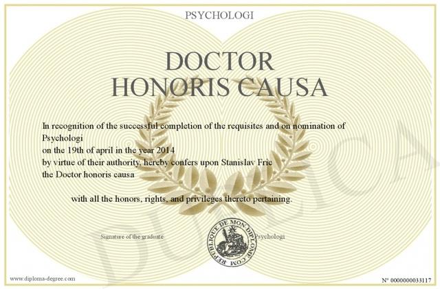Vito Volterra fue honrado con el título de doctor honoris causa por St. Andrews University.
